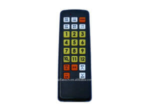 Big Button Universal Remote Control Mold|AF-PZ1
