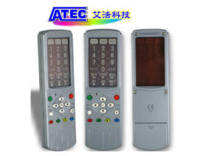 Touch Panel Universal Remote Control (Screen-printed) Mold|AFTP-03