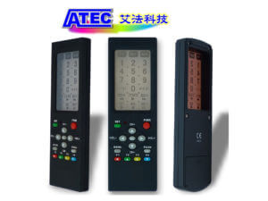 Touch Panel Universal Remote Control (Screen-printed) Mold|AFTP-03E