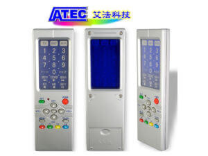 Touch Panel Universal Remote Control (Screen-printed) Mold|AFTP-03S