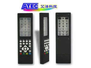 Touch Panel Universal Remote Control (Screen-printed) Mold|AFTP-04B
