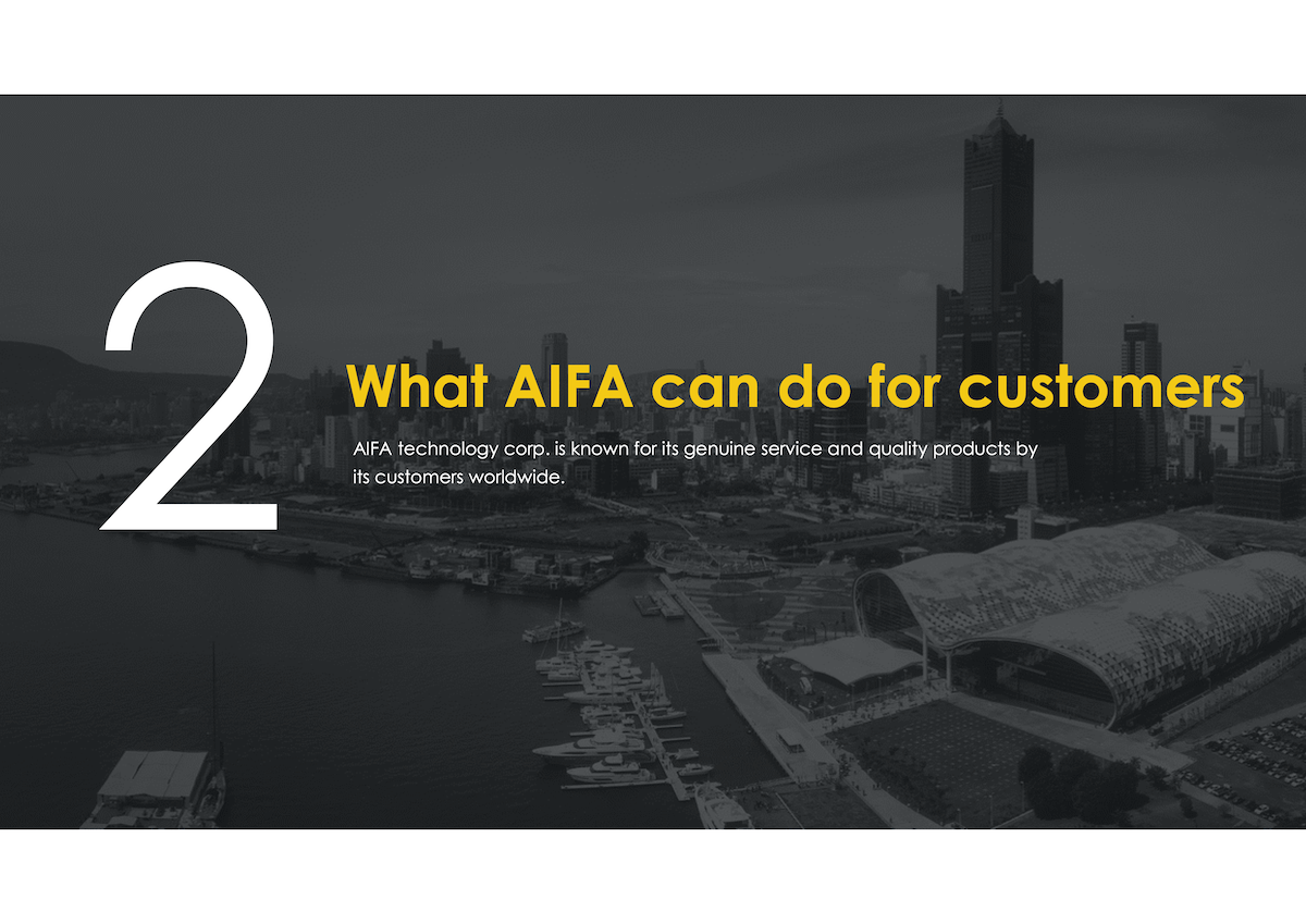 AIFA TECHNOLOGY CORP-a10