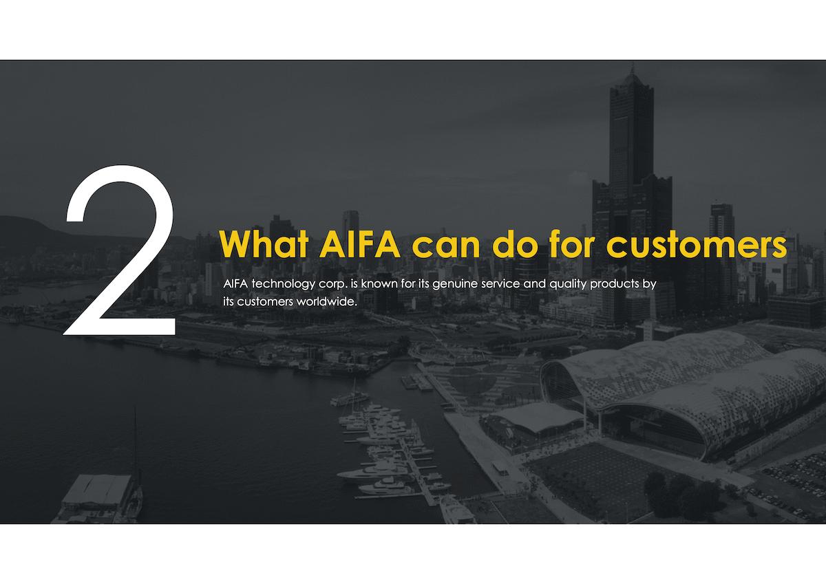 AIFA TECHNOLOGY CORP-a10