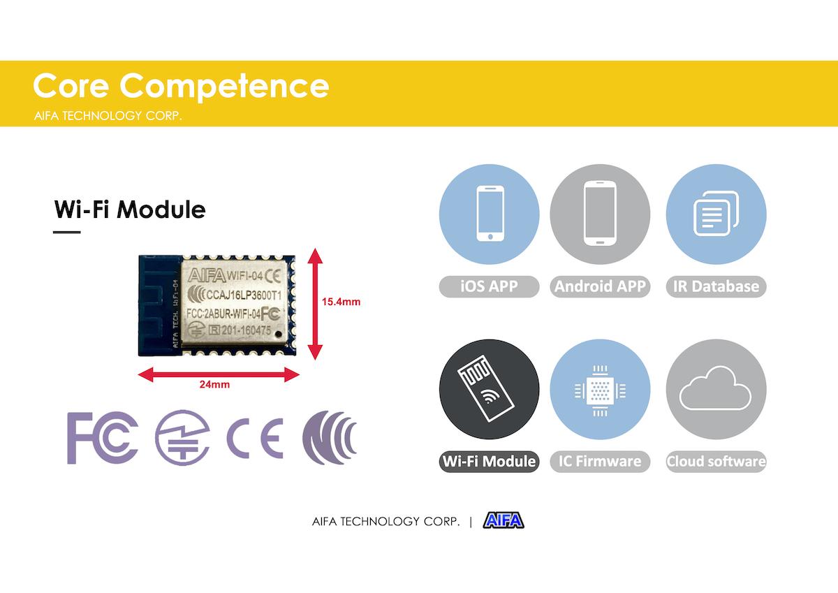 AIFA TECHNOLOGY CORP-a13