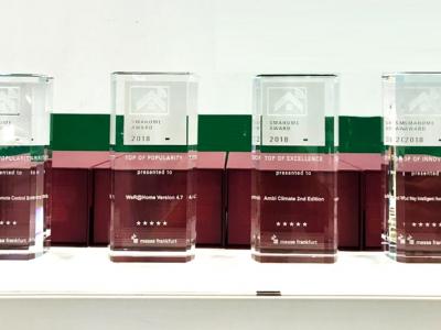 2018 SMAhome Award Winners Announced
