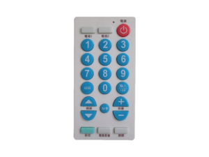 Big Button Universal Remote Control Mold|R19