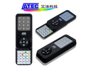 Touch Panel Universal Remote Control (Screen-printed) Mold|SRU-837