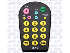 Big Button Universal Remote Control Mold|X-19