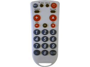 Big Button Universal Remote Control Mold|X-23V-IP